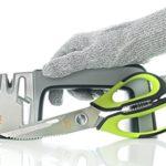 PrimeCuts Set - Premium Knife Sharpener and Scissor Sharpener